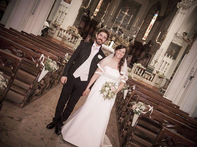 Il matrimonio di Michele e Elisabetta a Busseto, Parma 41