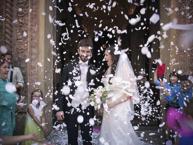 Il matrimonio di Michele e Elisabetta a Busseto, Parma 43