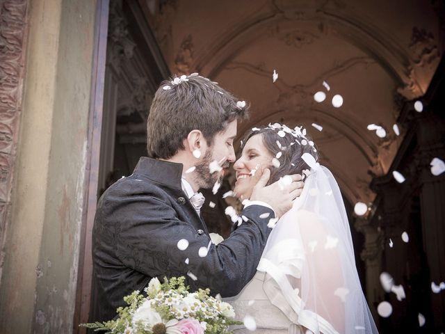 Il matrimonio di Michele e Elisabetta a Busseto, Parma 44