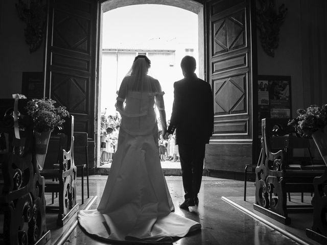 Il matrimonio di Michele e Elisabetta a Busseto, Parma 45