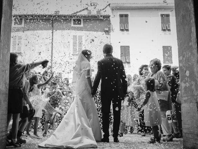 Il matrimonio di Michele e Elisabetta a Busseto, Parma 1