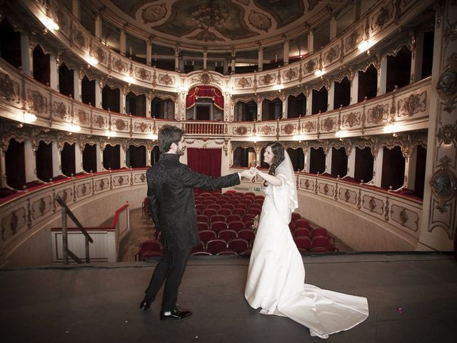 Il matrimonio di Michele e Elisabetta a Busseto, Parma 47