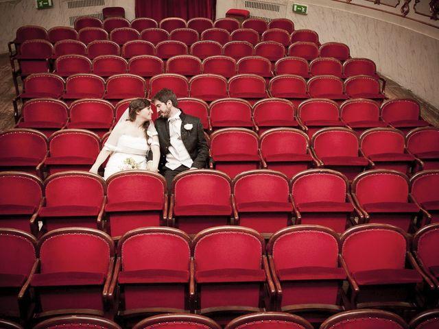 Il matrimonio di Michele e Elisabetta a Busseto, Parma 48