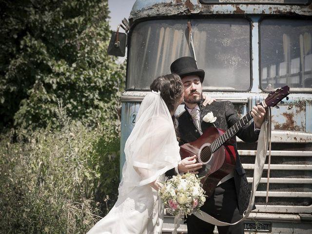 Il matrimonio di Michele e Elisabetta a Busseto, Parma 50