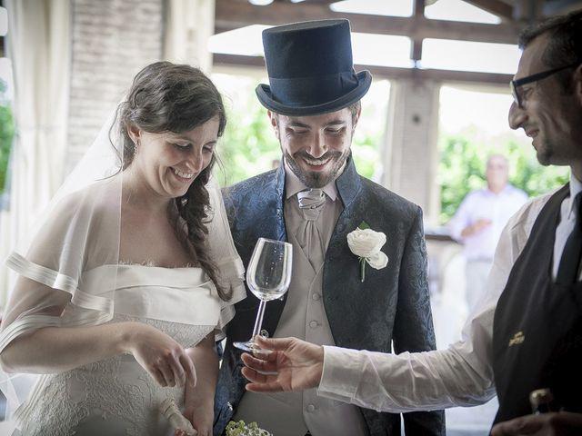 Il matrimonio di Michele e Elisabetta a Busseto, Parma 53