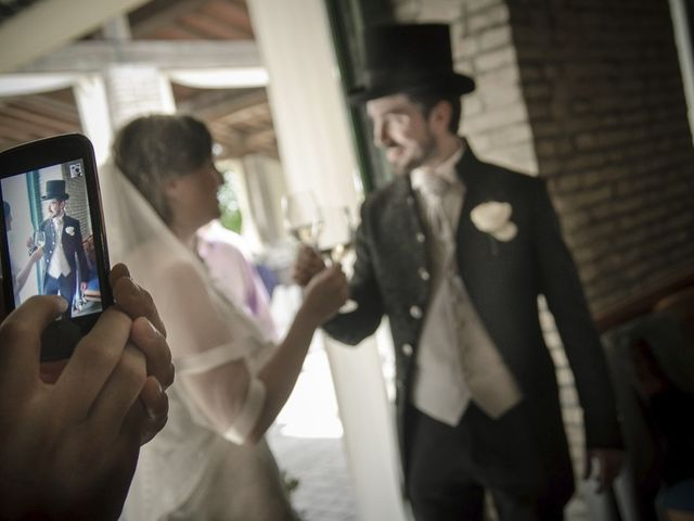 Il matrimonio di Michele e Elisabetta a Busseto, Parma 54