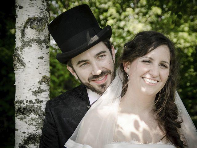 Il matrimonio di Michele e Elisabetta a Busseto, Parma 56