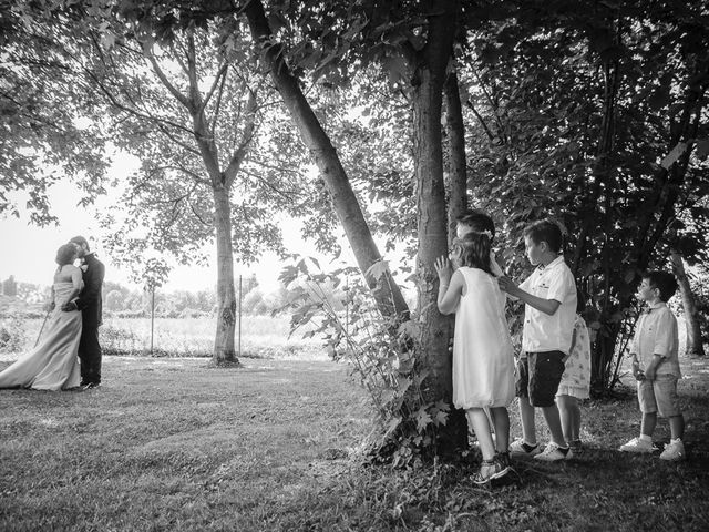Il matrimonio di Michele e Elisabetta a Busseto, Parma 60