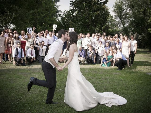 Il matrimonio di Michele e Elisabetta a Busseto, Parma 64