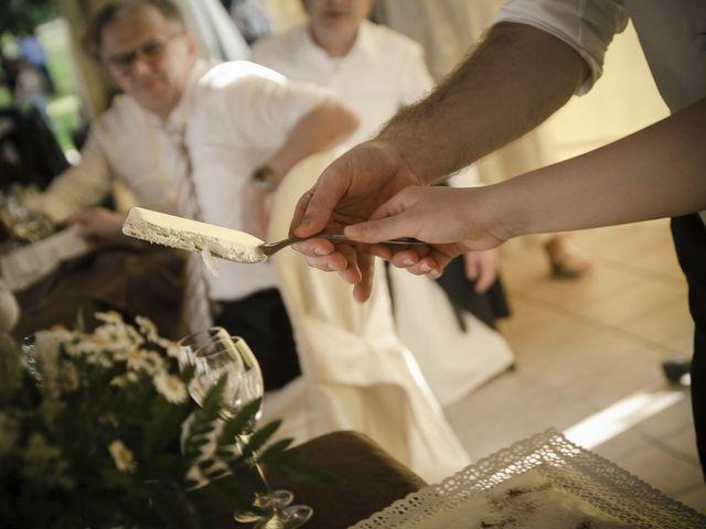 Il matrimonio di Michele e Elisabetta a Busseto, Parma 67