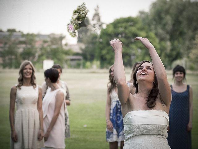 Il matrimonio di Michele e Elisabetta a Busseto, Parma 74