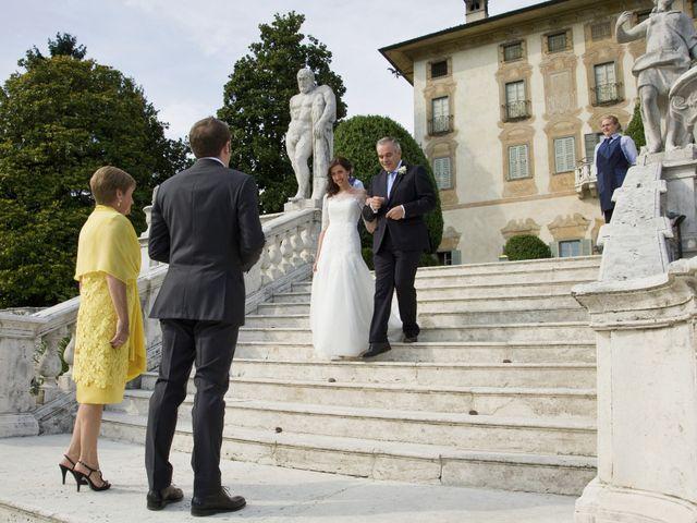 Il matrimonio di Sergio e Laura a Trescore Balneario, Bergamo 5