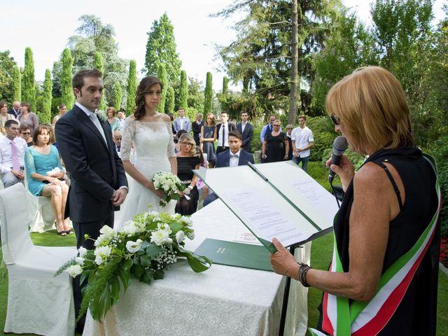 Il matrimonio di Sergio e Laura a Trescore Balneario, Bergamo 7