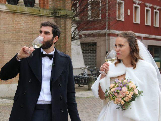 Il matrimonio di Dario e Lorenza a Venezia, Venezia 20