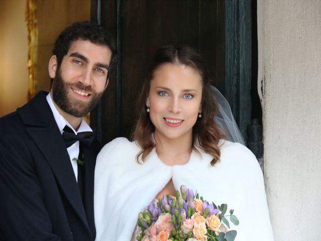 Il matrimonio di Dario e Lorenza a Venezia, Venezia 28
