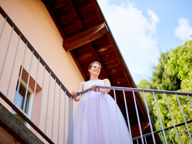 Il matrimonio di Marco e Laura a Cantù, Como 20