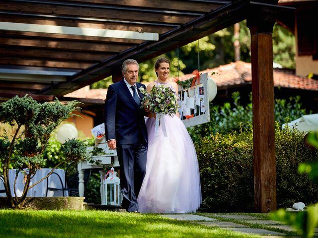 Il matrimonio di Marco e Laura a Cantù, Como 21