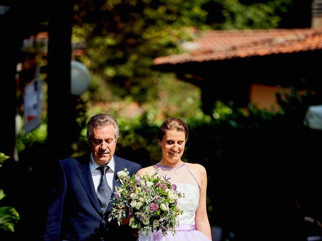 Il matrimonio di Marco e Laura a Cantù, Como 22