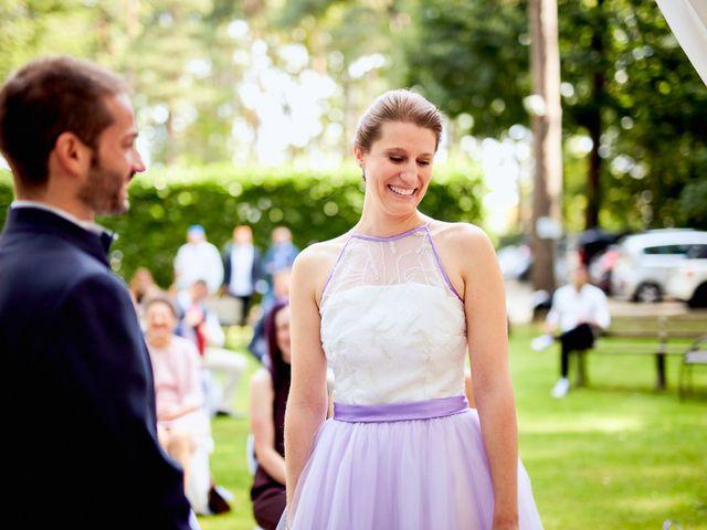 Il matrimonio di Marco e Laura a Cantù, Como 24