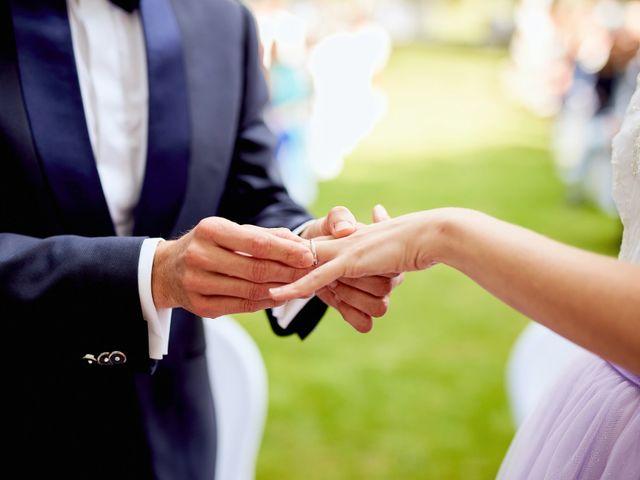 Il matrimonio di Marco e Laura a Cantù, Como 28