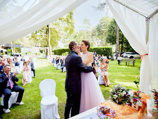 Il matrimonio di Marco e Laura a Cantù, Como 29