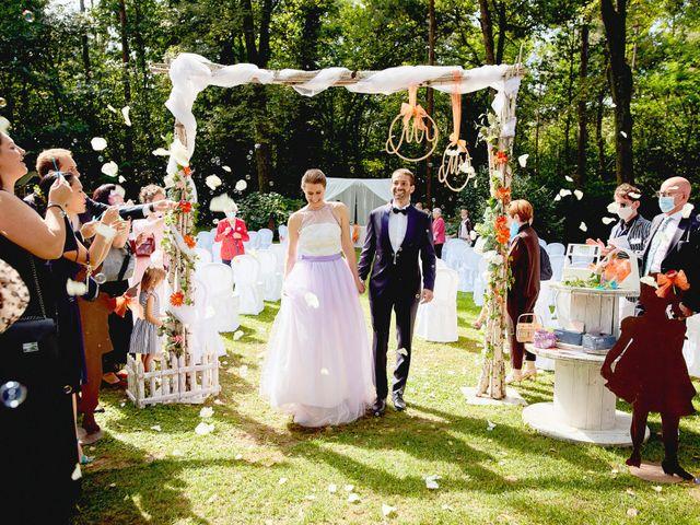 Il matrimonio di Marco e Laura a Cantù, Como 33