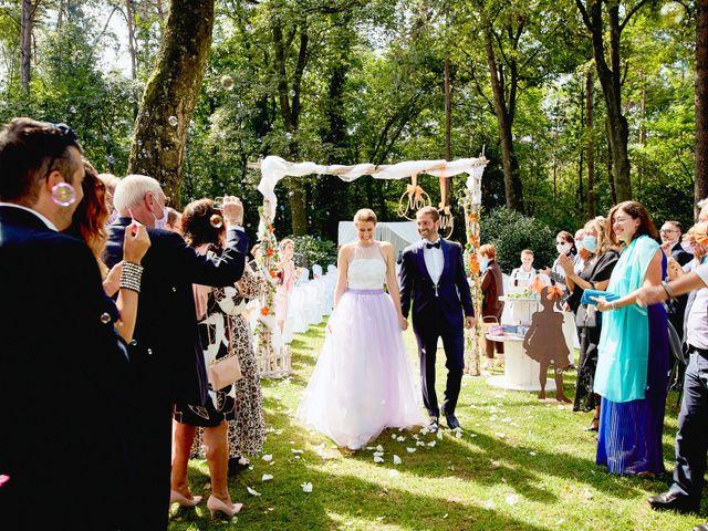 Il matrimonio di Marco e Laura a Cantù, Como 34