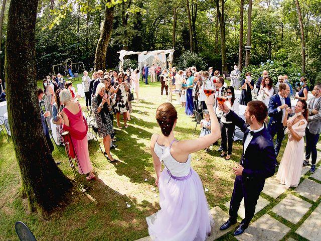 Il matrimonio di Marco e Laura a Cantù, Como 37