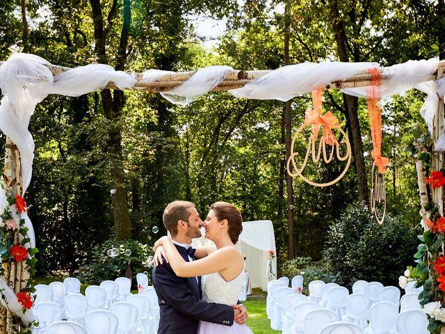 Il matrimonio di Marco e Laura a Cantù, Como 1