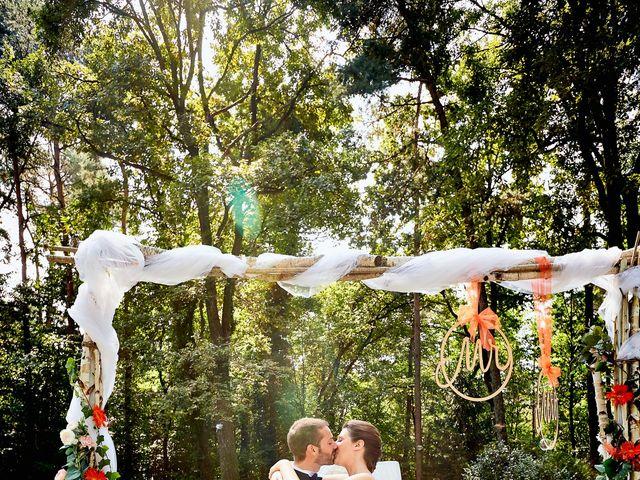 Il matrimonio di Marco e Laura a Cantù, Como 43