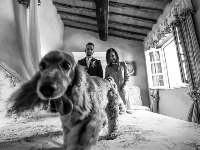 Il matrimonio di Alessandro e Linda a Buti, Pisa 2