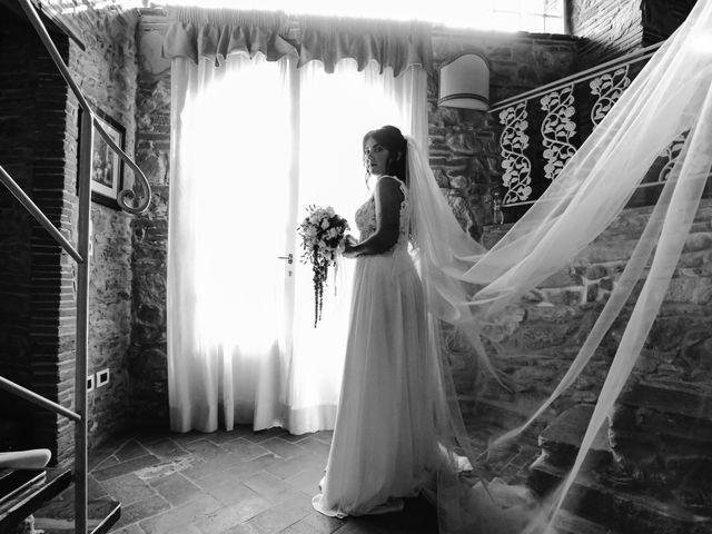 Il matrimonio di Alessandro e Linda a Buti, Pisa 11