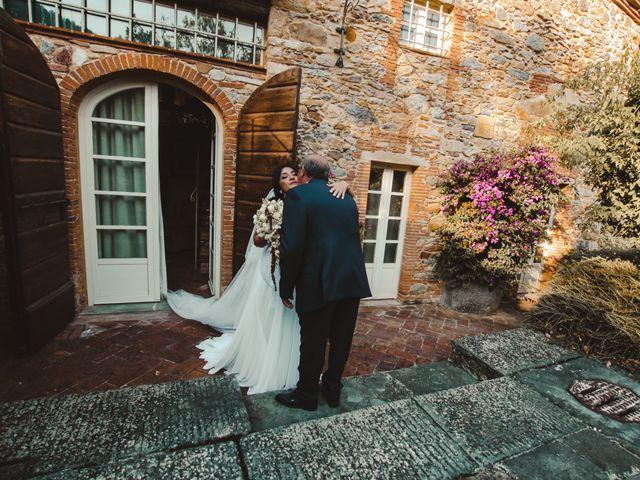 Il matrimonio di Alessandro e Linda a Buti, Pisa 12