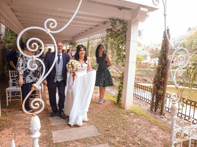 Il matrimonio di Alessandro e Linda a Buti, Pisa 15