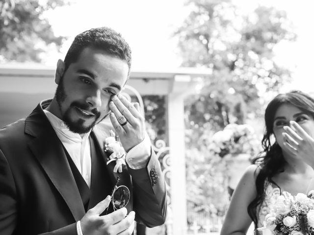 Il matrimonio di Alessandro e Linda a Buti, Pisa 17