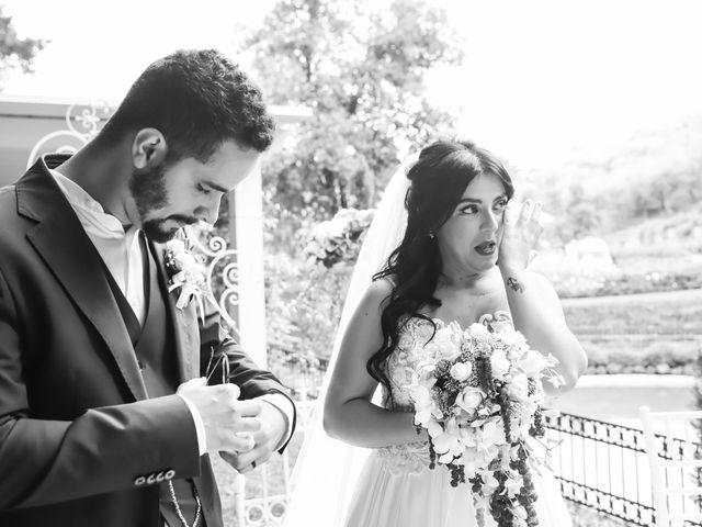 Il matrimonio di Alessandro e Linda a Buti, Pisa 18