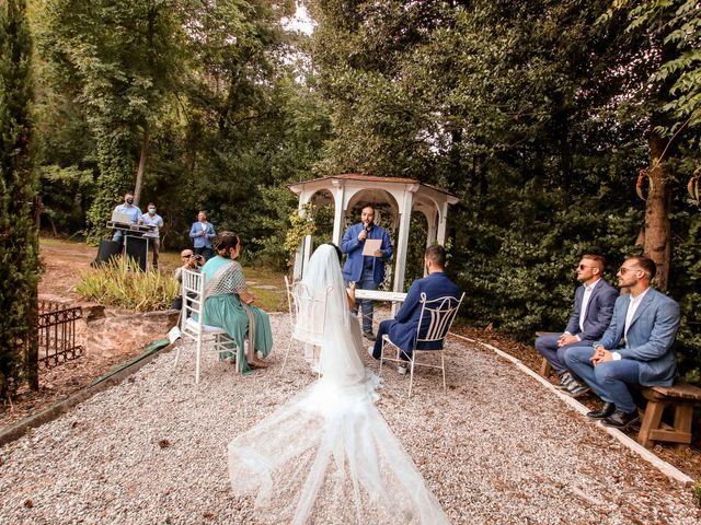 Il matrimonio di Alessandro e Linda a Buti, Pisa 20