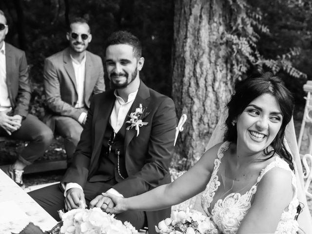 Il matrimonio di Alessandro e Linda a Buti, Pisa 21