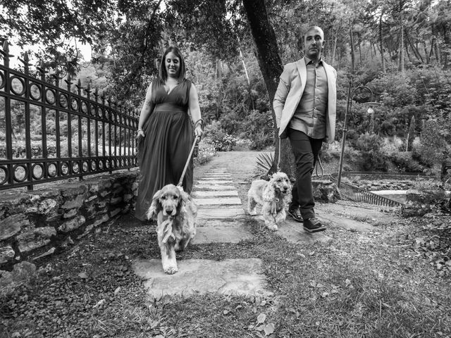 Il matrimonio di Alessandro e Linda a Buti, Pisa 22