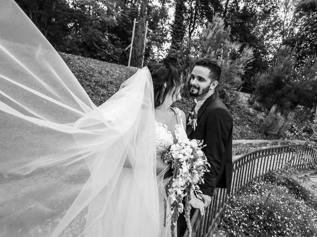 Il matrimonio di Alessandro e Linda a Buti, Pisa 25