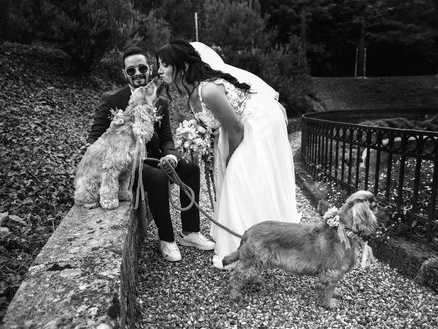 Il matrimonio di Alessandro e Linda a Buti, Pisa 28