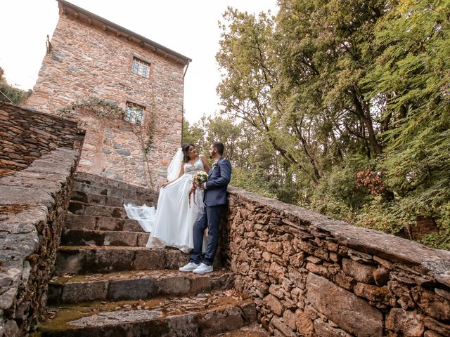 Il matrimonio di Alessandro e Linda a Buti, Pisa 32