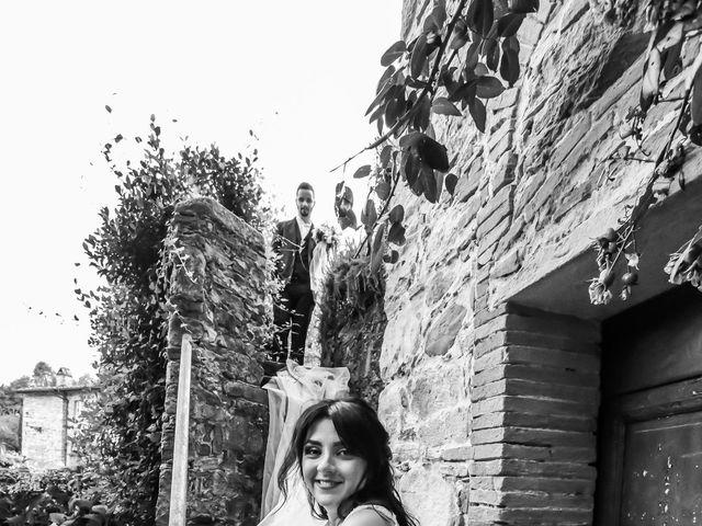 Il matrimonio di Alessandro e Linda a Buti, Pisa 33