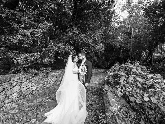 Il matrimonio di Alessandro e Linda a Buti, Pisa 34