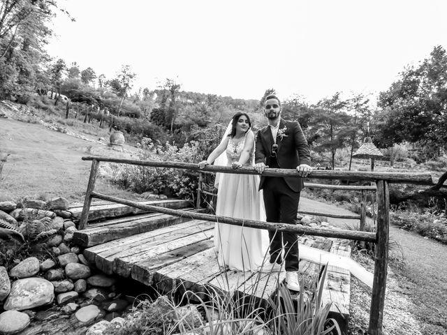 Il matrimonio di Alessandro e Linda a Buti, Pisa 35