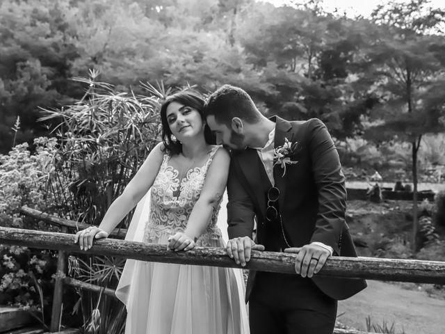 Il matrimonio di Alessandro e Linda a Buti, Pisa 36