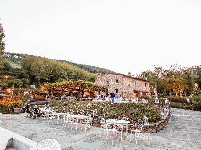 Il matrimonio di Alessandro e Linda a Buti, Pisa 38
