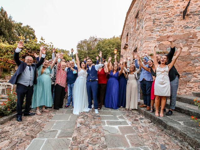 Il matrimonio di Alessandro e Linda a Buti, Pisa 42