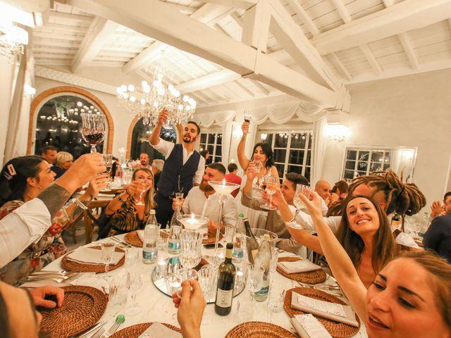 Il matrimonio di Alessandro e Linda a Buti, Pisa 44