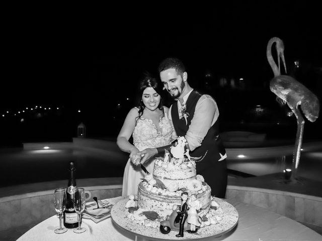 Il matrimonio di Alessandro e Linda a Buti, Pisa 45
